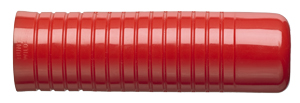 """Hunt Wilde Injection Molded Plastic Hand Grip Model RG Classic Ribbed Grip for 1"""" Bar"""